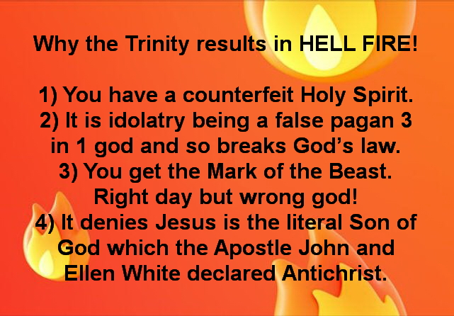 Is the Trinity a salvation issue?