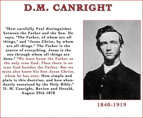 D. M. Canright