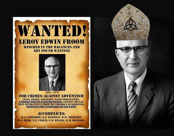 LeRoy Froom a suspected Jesuit
