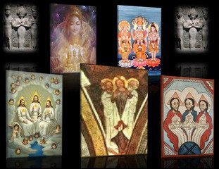 Sun worship symbolism in Christianity